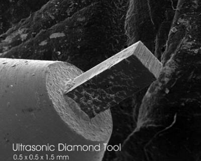 Ultraschall Mikro-Werkzeug